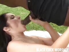I need a big black cock to hammer my tight white pussy