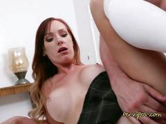 Busty redhead dani jensen gets destroyed by lover