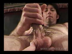 Mature amateur wayne beating off