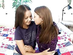 Innocent seduction by sapphic erotica naughty girls fuck