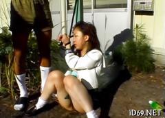 Babes in hot lesbo scene movie