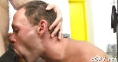 Adorable twink takes a cock up his tight hairy ass