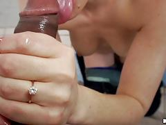 Cramming balls deep the sexy minge of lily labeau