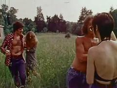 blowjob, skinny, full, retro, film, vintage, farm, 70s, tiny-tits, full-film