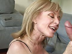 Muscle stud fucks mature nina hartley