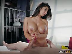 Raven hart getting fucked hard by jessy jones