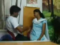 Indian hot sexy girl with her boyfriend hidden cam sex