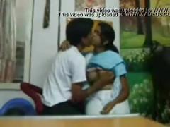 Indian hot sexy girl with her boyfriend hidden cam sex