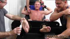 Real young feet movietures gay first time johnny gets tickled naked