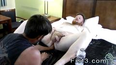 Doctor gay fetishes xxx sky works brocks hole with his fist
