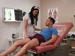 Naughty nurse jasmine jae