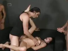 Brutal bdsm double penetration gangbang vol 17 by ftw88