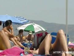 Hot ass nudist beach voyeur girls