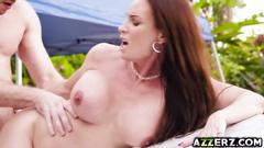 big boobs, hardcore, milf, fucking, brunette