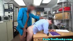 Amateur white guy assfucked by black cock