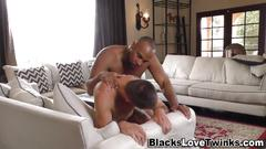 Gay amateur rides bbc masturbation