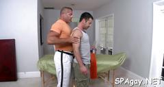 blowjob, massage, hardcore, gay