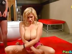 fetish, h, bigtits, bizarre, blonde, kink, old, piercing, piss, pissing, tattoo, weird