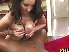 Busty milf screwed by a bbc