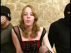 French lyly threesome
