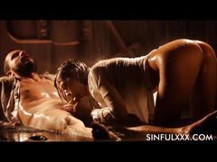 Very wet sex from sinfulxxx.com