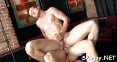 Sexy and wild gay blowjob film segment 1