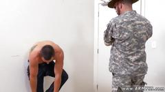 Straight first gay sex hunk and nudes mens military extra training for the newbies