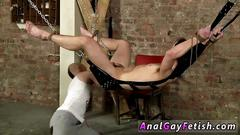 Free all male bondage and anal gay sex movies hanging there trussed to the sling he has