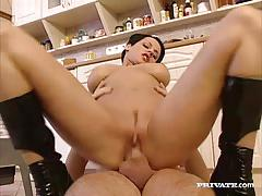 Private.com - michelle wild in a sexy dp orgy