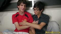 Japanese teens ass toyed porn segment 1