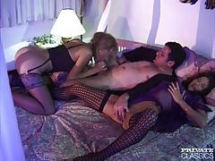 Isabella and kata lynn sharing a cock an ass session