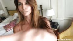 Micaela schafer - borat-bikini