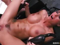 Gia dimarco is fucked by her male nurse