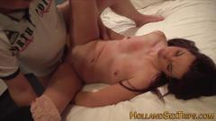 Dutch amateur sluts are always eager for some freaky stuff