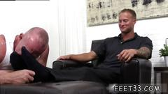 These gay dudes are ready for some hot feet worship