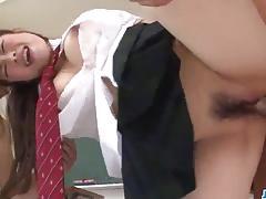 Deep fucking for yuri satos tight asian pussylips
