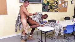 Horny army dudes are craving for some hard anal sex