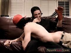 bareback, hunk, twink, humiliation, spanking, clothed