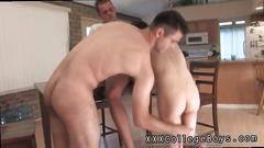 Gay sex males boys twinks american xxx this is turning out to be a very sweet threesome