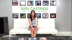 Bad bitch gets hard casting