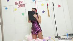 Bondage girl talent ho