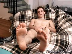 Tube free feet gay fetish videos and boy sex jarrod teases and strokes
