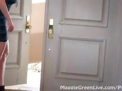 Big titted blondes maggie green & vicky vette hot lesbian action!