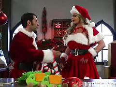Digital playground- santa claus and mrs. claus have hardcore sex