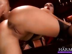 Harmony vision monster cocks for young harlot
