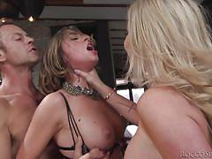 Stuck in a sextrap @ rocco's perfect slaves #11