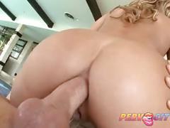 Pervcity milf brooklyn lee's first anal