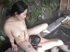 41ticket - rin and myu hot lesbian threesome