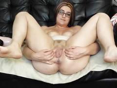 dildo, pussy, gaping, milf, slut, amateur, glasses, toys, gape, cunt, legs, masturbate, feet, stretching, brutal, spread, loose, meaty