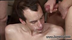 Gay twink boy cumshot movie xxx sean summers bukkake splash